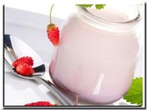 Домашний йогурт.