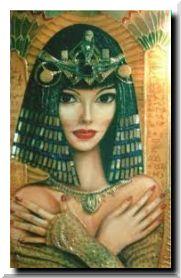 Женская красота в Египте
