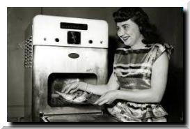 Микроволновая печь: история
